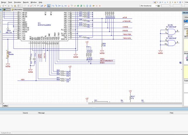回路設計支援ツール